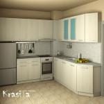 Кухня, изпълнен проект, 2014