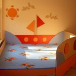 детска стая кораб
