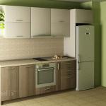 идеен проект за кухня 2014