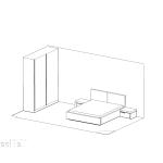 индивидуални проекти, спалня