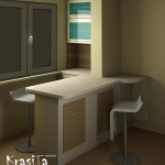 Нови проекти на мебели по поръчка