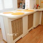 кухненски плот от красита дизайн