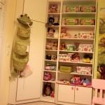 детска стая в пасторални тонове