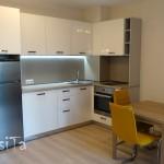 кухня бало, жълти столове