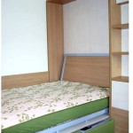 спалня, зелена